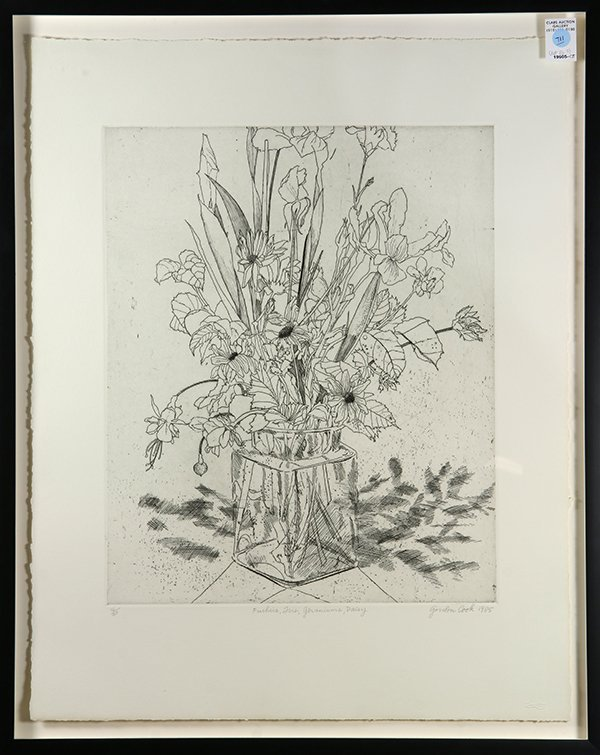 Gordon Cook, prints - 2