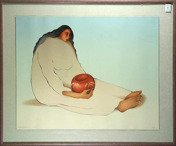 Rudolph Carl Gorman, Print
