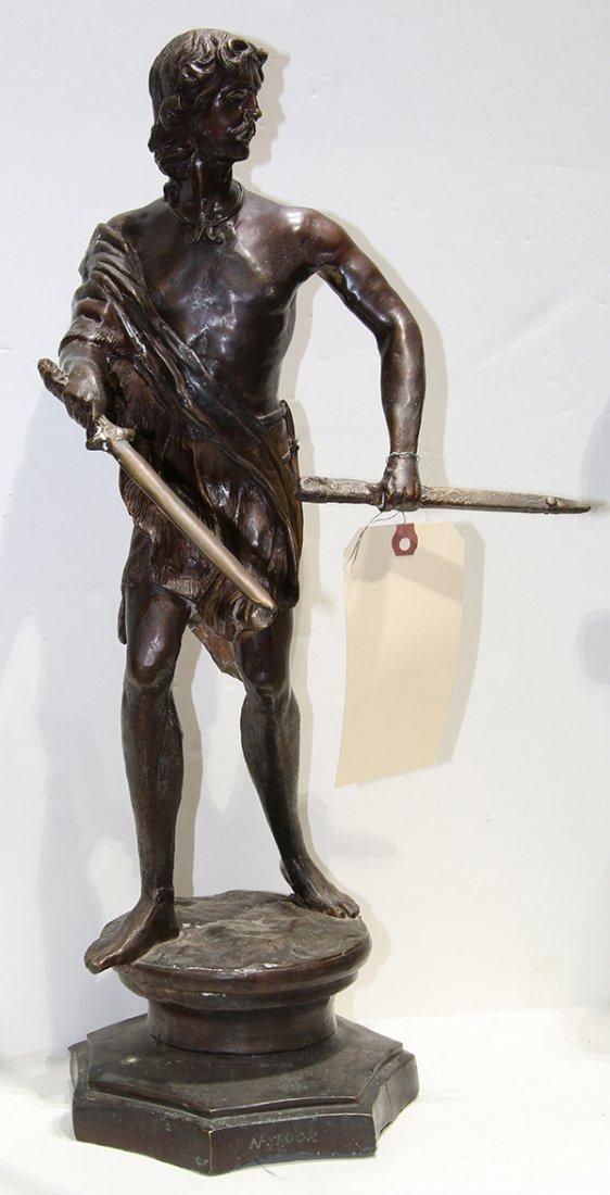 Nishan Toor, sculpture