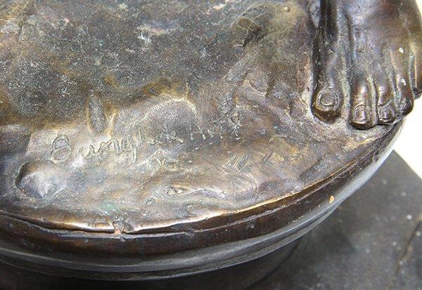 Nishan Toor, sculpture - 3