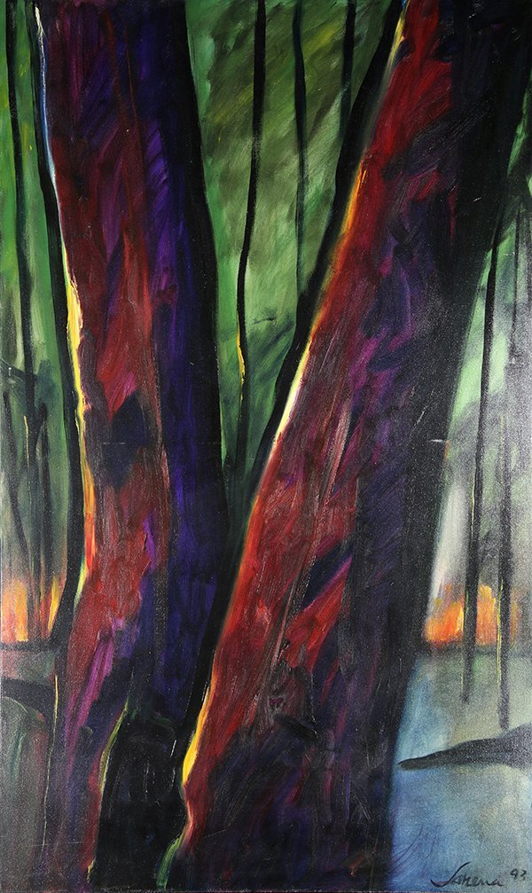Sarena Rosenfeld, Painting