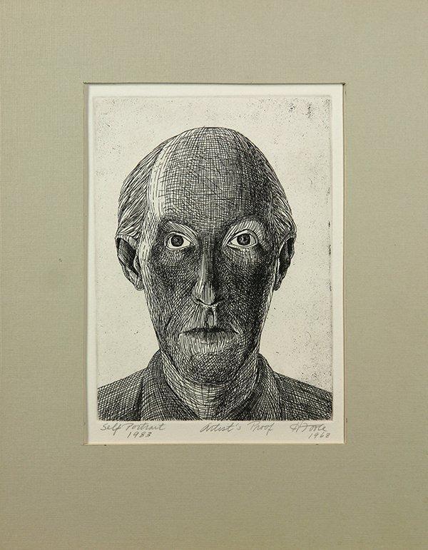 Howard Foote, Print