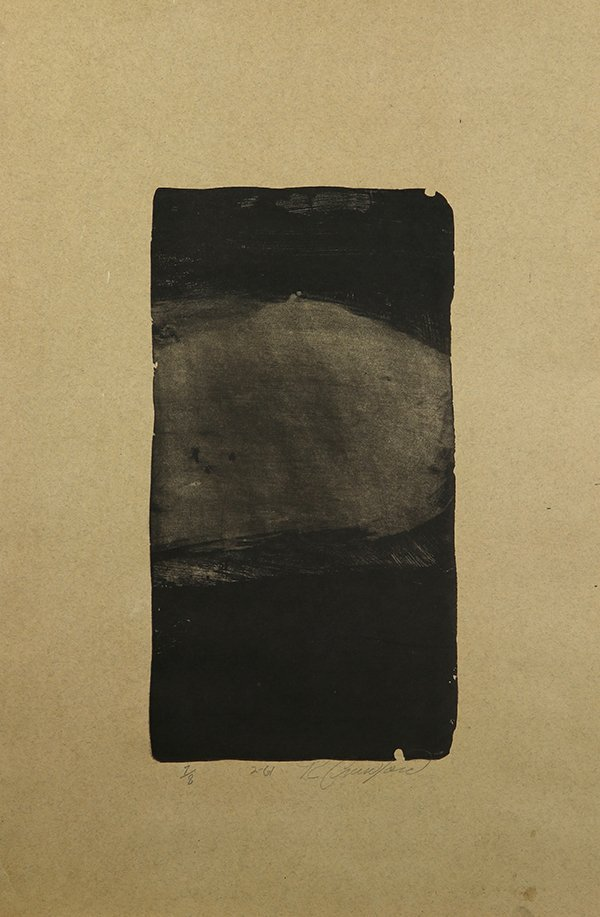 Ralston Crawford, Print