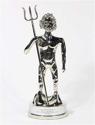 Neptune Award presented to Tom Perkins, World