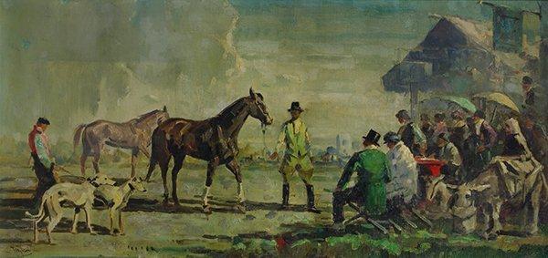 Painting, Eustace Paul Ziegler