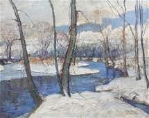 Painting, Walter Emerson Baum