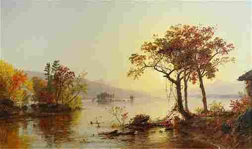 Painting, Jasper Francis Cropsey