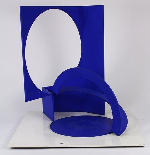 Sculpture, Fletcher Benton