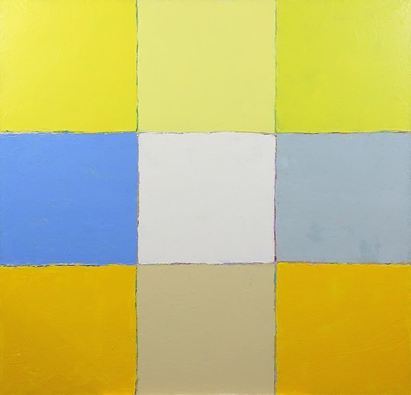 Kazuko Inoue, painting
