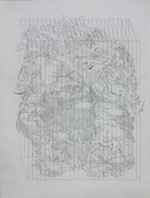 Print, Arthur Okamura