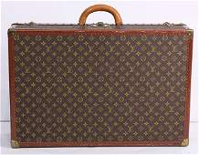 Louis Vuitton hardcase trunk 20th century having a
