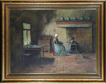Watercolor Thomas Raphael Congdon