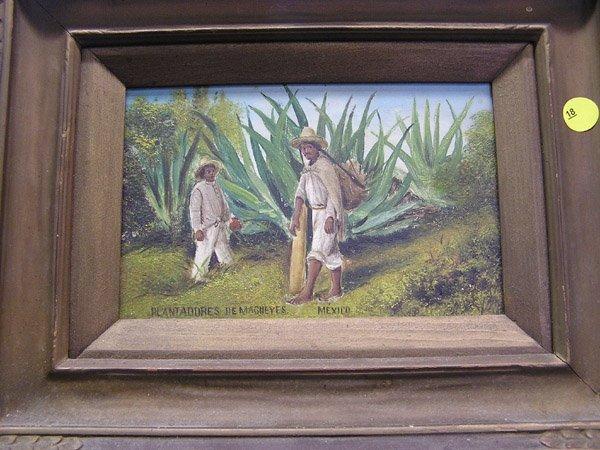 18: Plantadores De Magueyes, Mexico