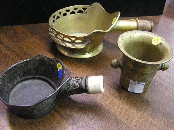 23: Bronze irons