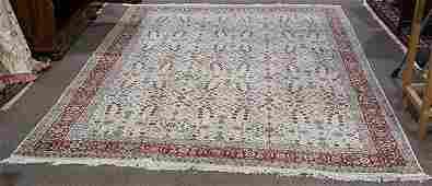 Persian Tabriz carpet 77 x 1011