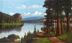 Painting, John Englehart