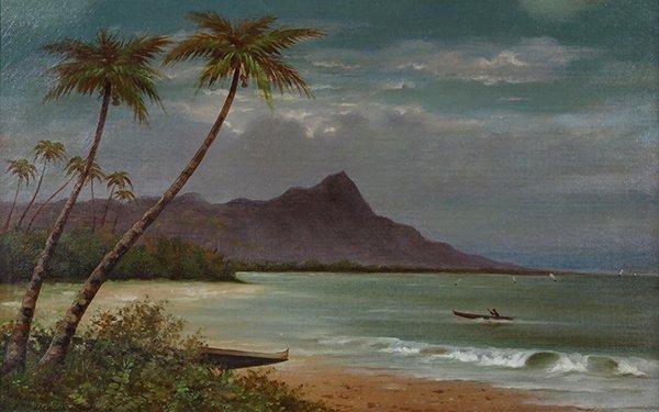 Painting, George Stratemeyer