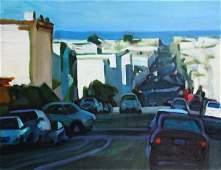 Painting, Larry Morace