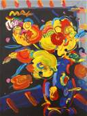 Painting, Peter Max