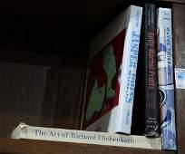 (lot of 4) Art books