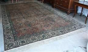Persian Tabriz carpet 91 x 151