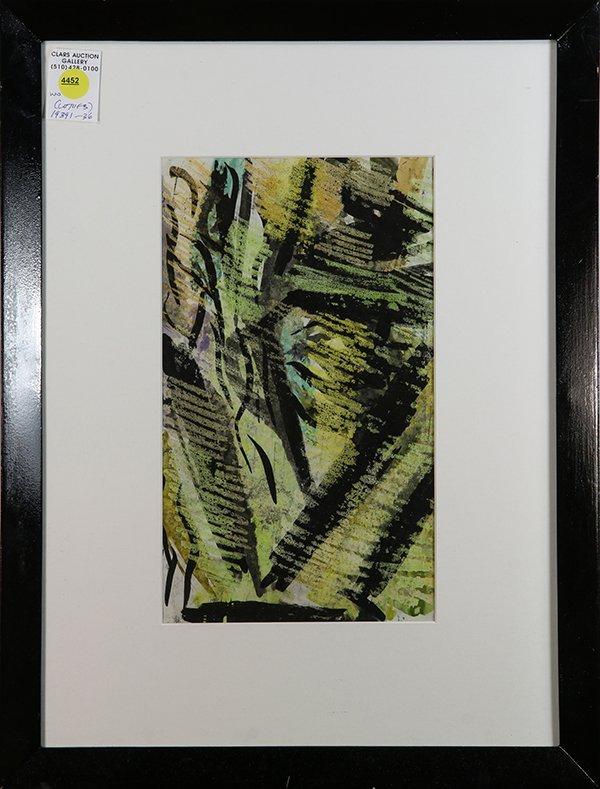 Works on Paper, Erle Loran
