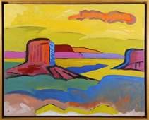 Painting, David Barbero