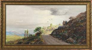 Paintings, California Landscapes