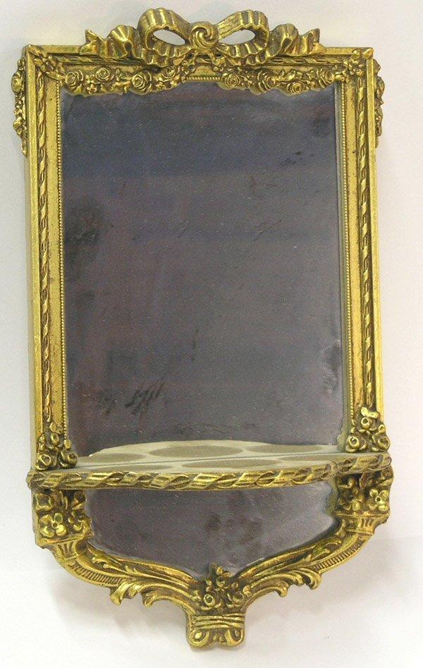 2003: Italian Mirrored Sconce