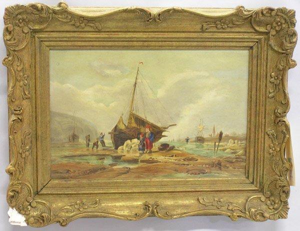 2004: Oil, European 19th century, Dutch