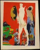 2392: Japanese prints, Masaaki Tanaka