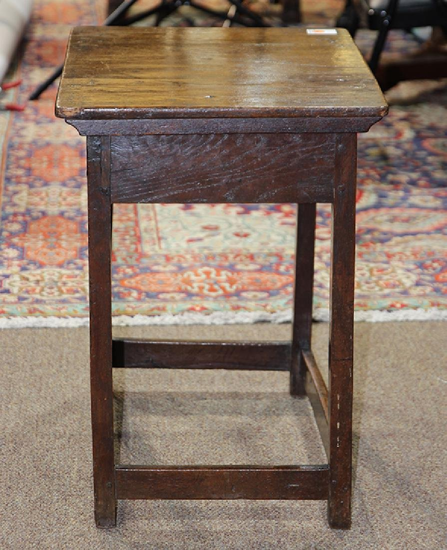 English oak table - 4