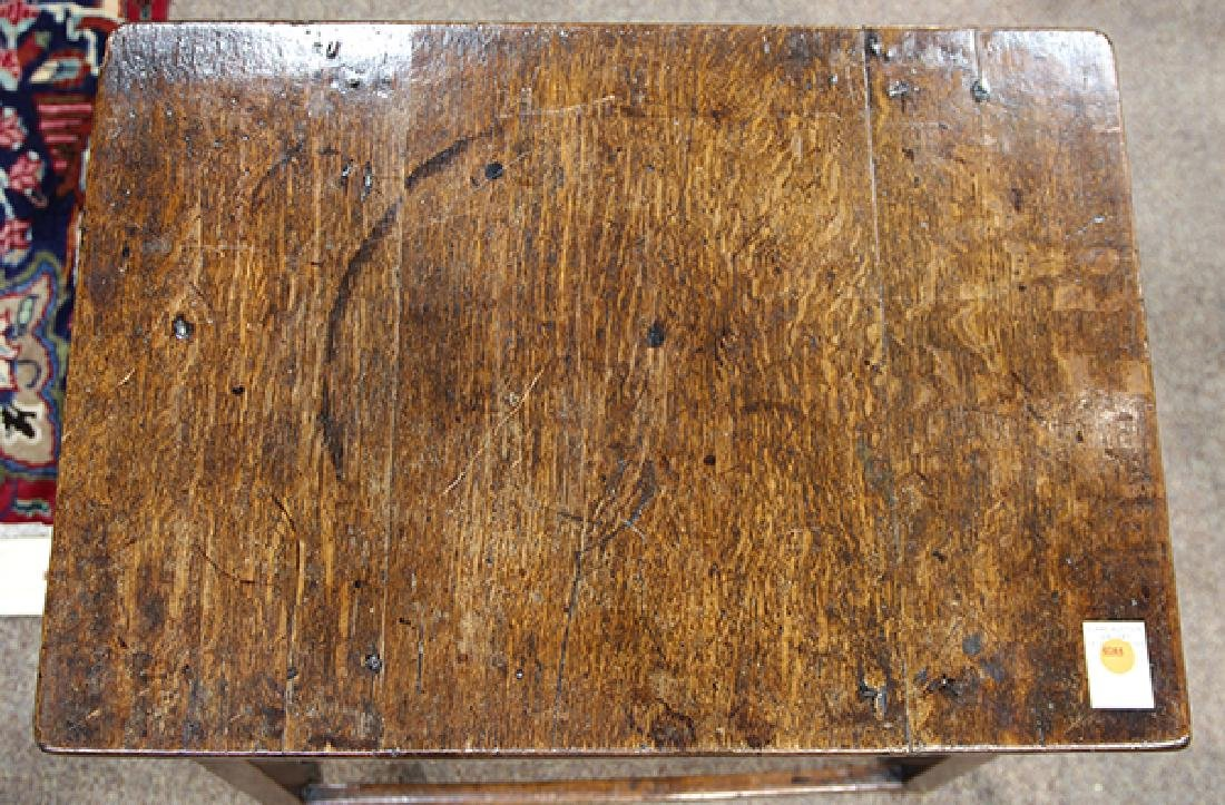 English oak table - 6