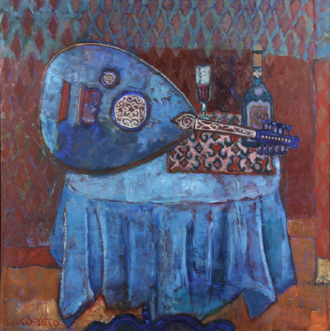 Painting, Luis Orozco