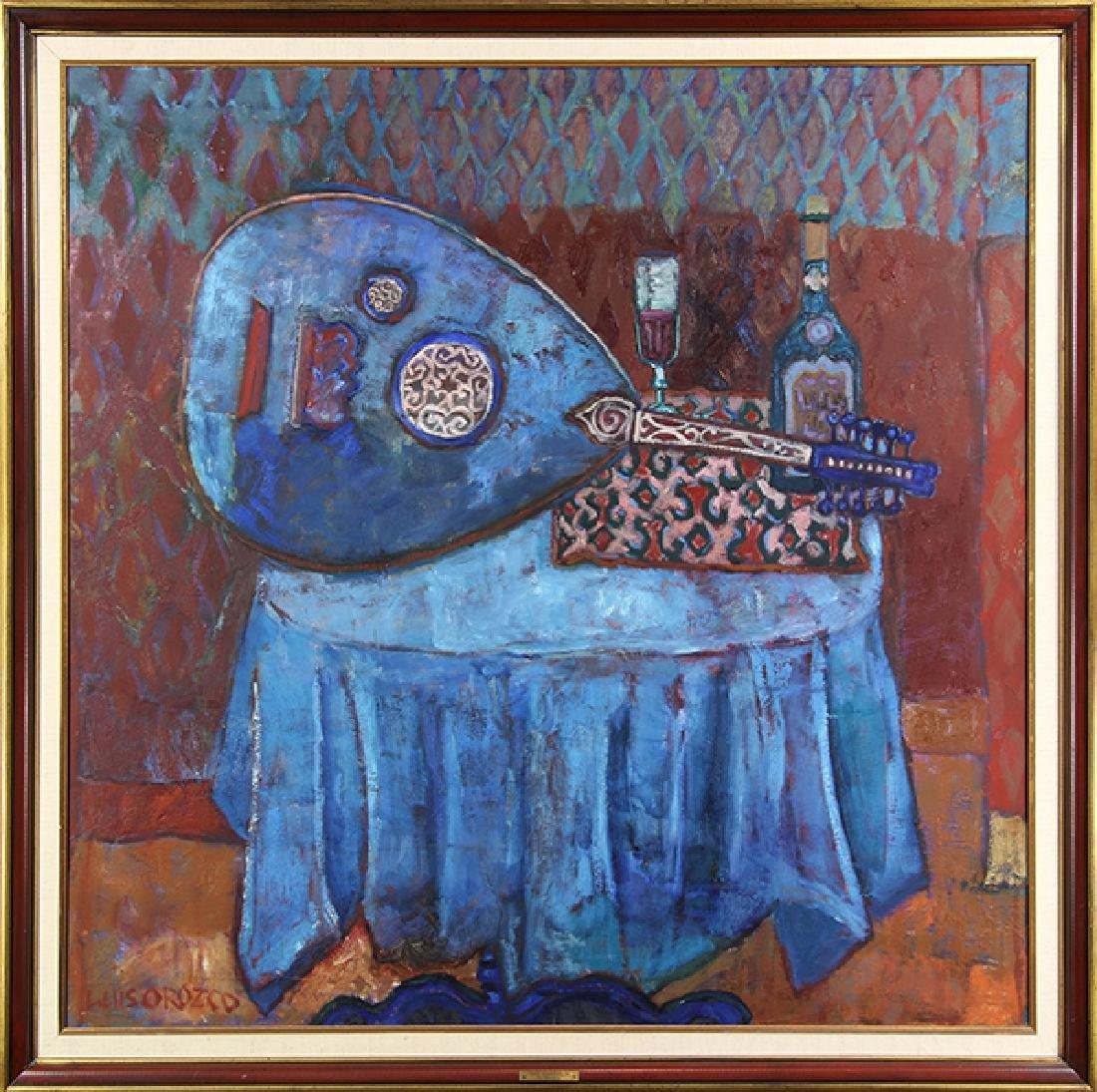 Painting, Luis Orozco - 2