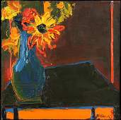Paintings by Henrietta Berk