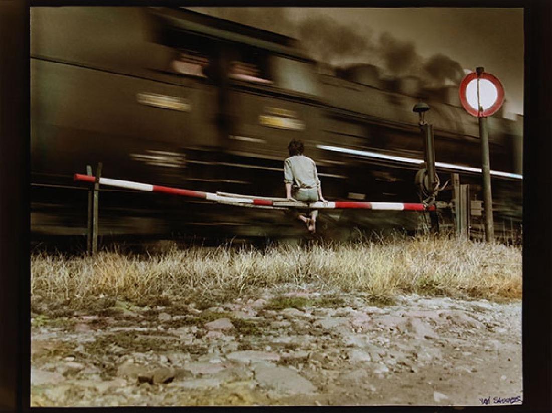 Photograph, Jan Saudek