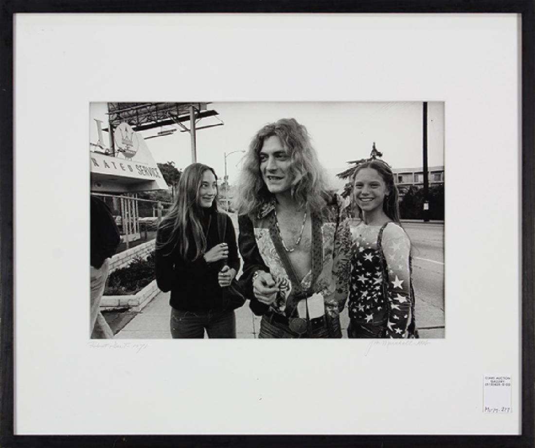 Jim Marshall, Robert Plant - 2