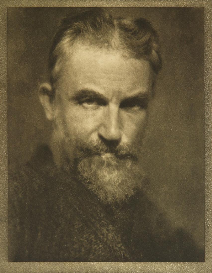 Photogravure, Alvin Langdon Coburn