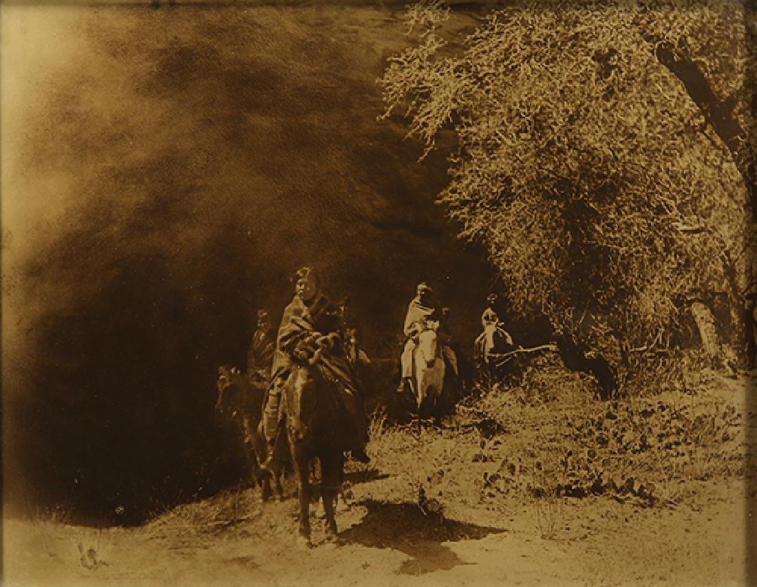 Orotone, Edward Sheriff Curtis, Out of the Darkness