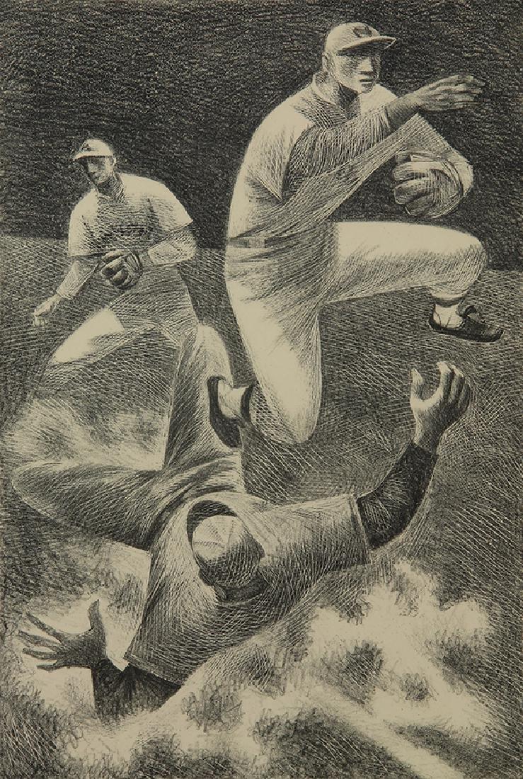 Print, Fletcher Martin