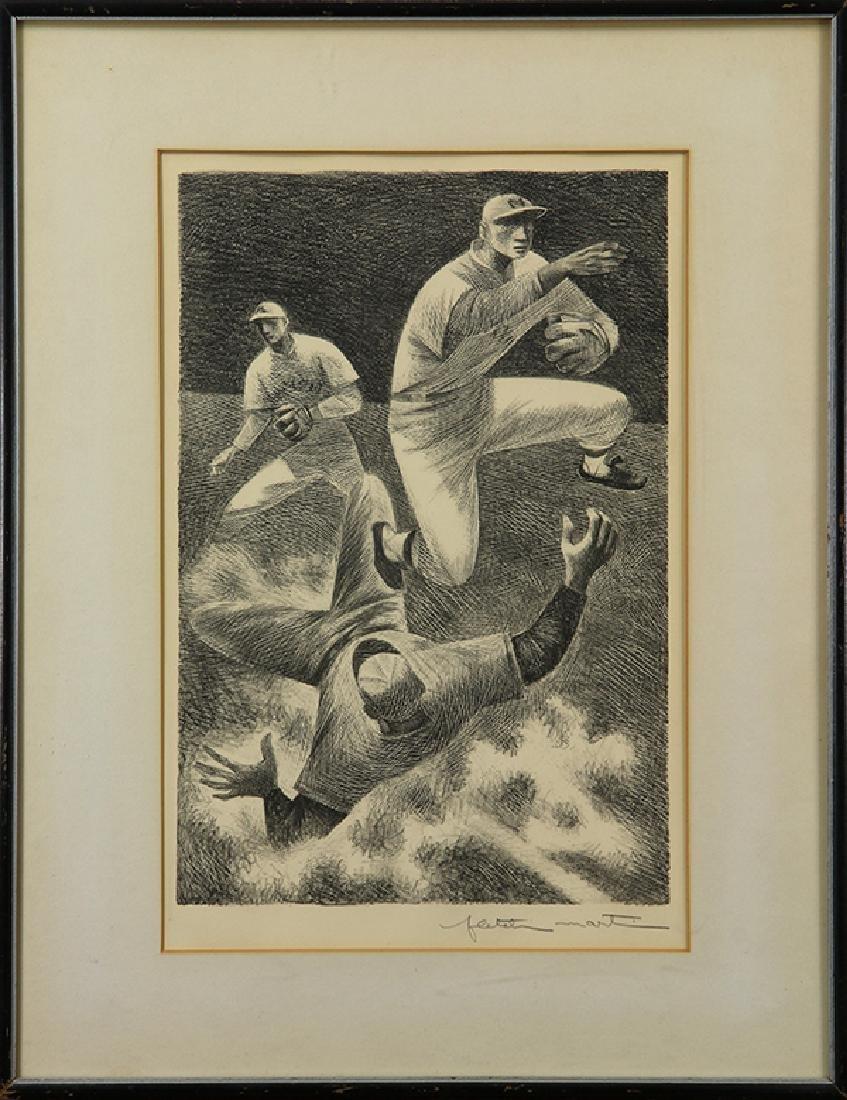 Print, Fletcher Martin - 2