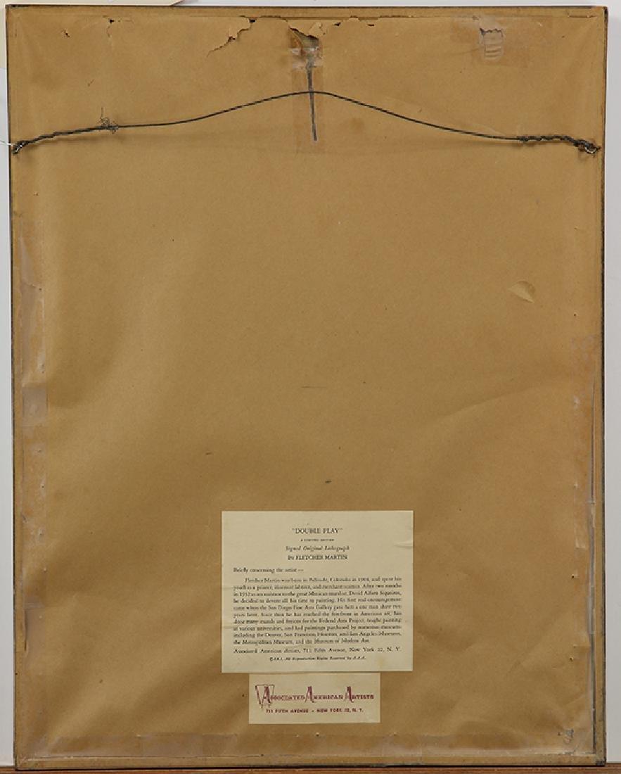 Print, Fletcher Martin - 4