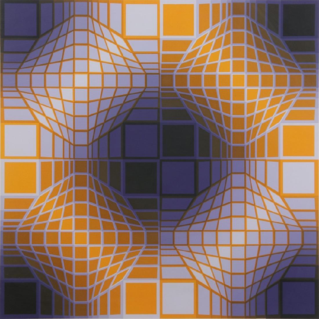 Prints, Victor Vasarely