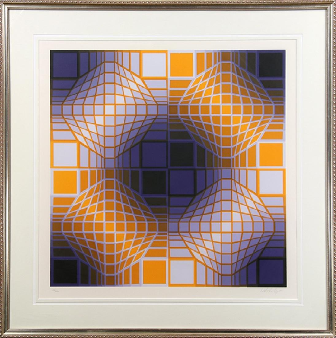 Prints, Victor Vasarely - 2