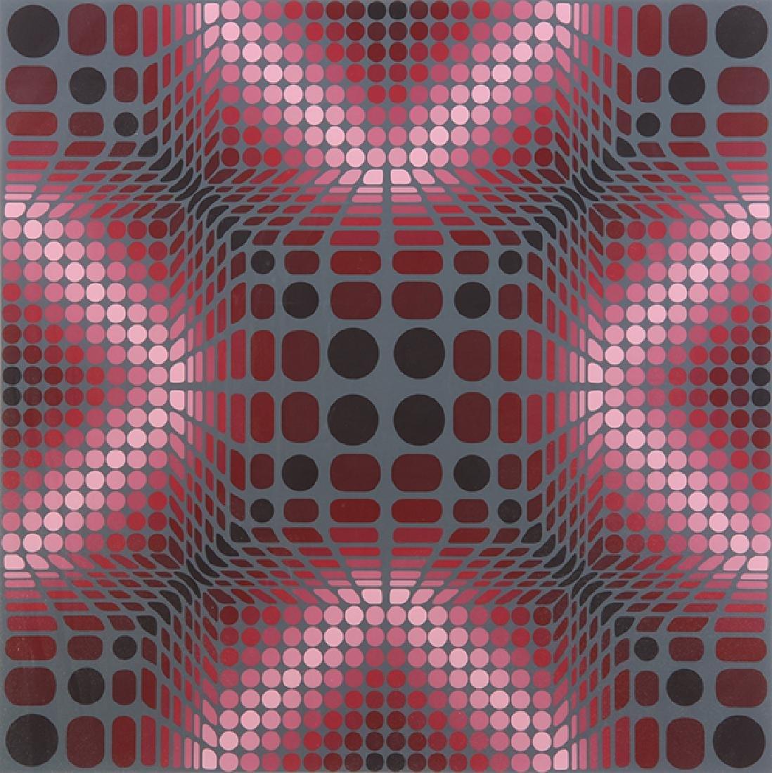 Prints, Victor Vasarely - 5