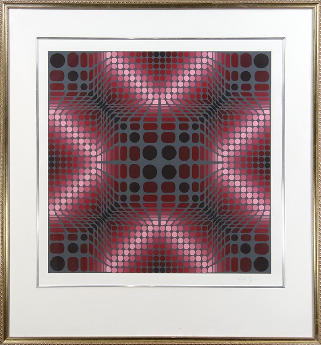 Prints, Victor Vasarely - 6