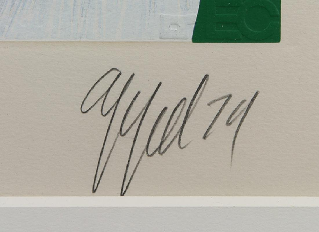 Print, Karel Appel, Sofa Oriental - 4