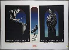 Print Monterey Jazz Festival