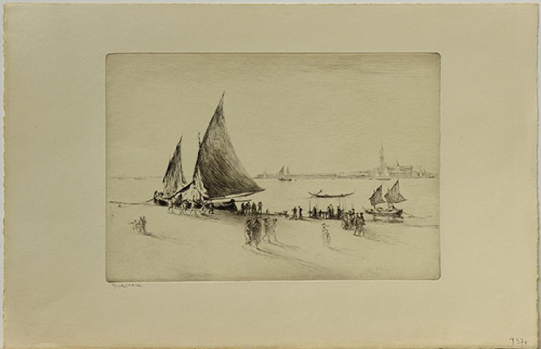 Prints, Edgar Chahine